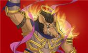 魔兽同人:金猪贺岁迎新年 野猪人圣骑士门神贴