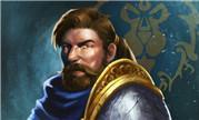 魔兽同人:坚毅的面孔 联盟阵营防御战士肖像画