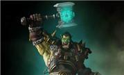 魔兽玩家3D雕塑作品 元素听我号令 氏族之王萨尔