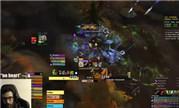 魔兽8.1争霸艾泽拉斯 24层自由镇限时 盗贼视角