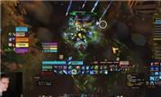 魔兽8.1争霸艾泽拉斯 24层自由镇限时 法师视角