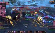 魔兽8.1趣味PVP视频 40名圣骑士对40名萨满祭司