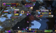 魔兽8.1.5争霸艾泽拉斯:3DPS竞技场视频 暗骑贼