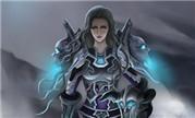 魔兽同人:联盟的人类战士小姐姐 行于战场之中