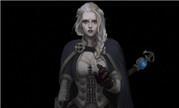 魔兽同人:争霸艾泽拉斯的风格 海军上将吉安娜