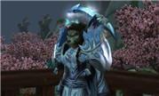幻化:狼人种族牧师职业 游戏内角色扮演混搭风