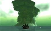 魔兽世界国外玩家探索视频 8.2中被删除的原GM岛