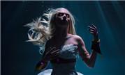 沉没于深海之中的光中之光 艾萨拉女王水下摄影