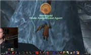魔兽世界怀旧服 主播Asmongold组团参观倒吊深渊
