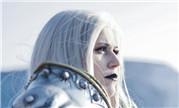 不一样的诺森德之主 国外COSER美女演绎女巫妖王
