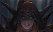 魔兽同人:瓦莉拉萨古纳尔 血精灵刺客俏皮可爱