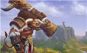魔兽玩家原创同人画作:莫高雷守卫者牛头人士兵