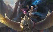 魔兽同人:驰骋在疆场之上 洛萨之子领袖卡德加