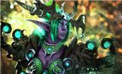 感受大自然的力量 翡翠梦境之主绿龙女王伊瑟拉