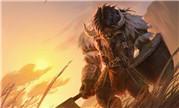魔兽同人:愿风指引你的道路 年轻的牛头人战士