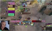 魔兽大秘境地渊孢林斗士队17+3:Zmok防骑视角
