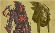 魔兽玩家同人图:底栖套装太丑了,我们自己画吧