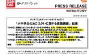 日本中小学生零花钱社调报告:游戏仅排在第七