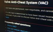Valve严打作弊 封停4万多个Steam账户