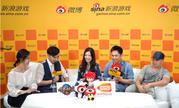 新浪游戏专访万代南梦宫(上海)《暗界神使》主创人员