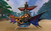 《魔兽世界》限时特惠活动开启  充值半年卡赠送超酷海盗船坐骑