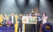 WEGL微博杯总决赛完美落幕 OMG战队捧起冠军奖杯