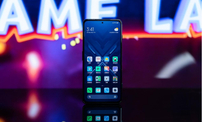 新浪游戏实验室:黑鲨游戏手机4Pro,磁动力升降肩键加顶级屏幕,打造极致游戏体验