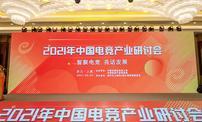 智聚电竞 共话发展 2021年中国电竞产业研讨会在浙江上虞圆满举办