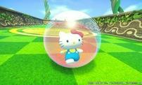 凯蒂猫作为客串角色登陆《超级猴子球1&2重制版》