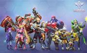 今日手游:科幻世界MOBA对战《英雄战境》