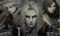 Castlevania正版手游《月夜狂想曲》今日开放奏鸣