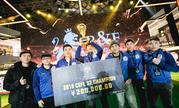 CEFL S2赛季总决赛 广州富力勇夺总冠军