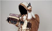 玩家自制魔兽牧师T5套COS道具 造型完美细节丰富