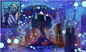 魔兽冬幕节夜之子漫画 这是幻像你在掩饰什么?
