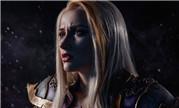 魔兽Cos:被命运捉弄的吉安娜 库国公主年华易逝