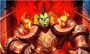 魔兽画作:兽人督军与亡灵女 这才是征服者的游戏