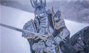 魔兽世界国内玩家分享:精品巫妖王阿尔萨斯COS