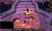 魔兽Mione单刷视频:恶魔猎手T单刷22层群星庭院