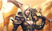 魔兽画师同人:奥丁的荣耀 英灵殿中的血精灵战士