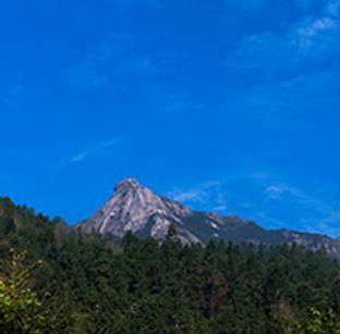 云髻山:广东的香格里拉