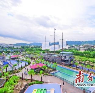 佛冈创建省全域旅游示范县 打造温泉养生旅游格局