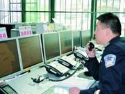 穗交警队长郭永锋为春运十年未与家人吃年夜饭