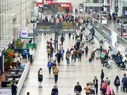 春运40天白云机场送客760万 增长15%为近十年最高