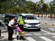国庆假期首日12万辆车进出珠海 全市交通忙而不乱