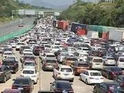 虎门大桥堵成噩梦 东莞国庆返程避堵指南来了