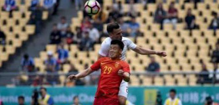 中国杯国足交出1-10答卷
