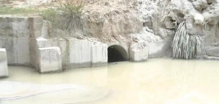 潮州磷溪查处牛奶溪源头