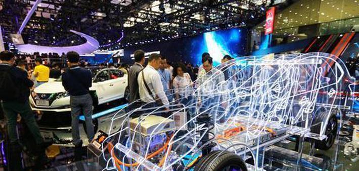 广州第十六届国际车展揭神秘面纱