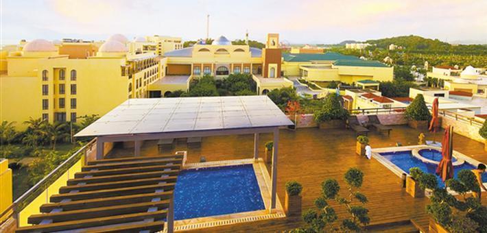 海泉湾国际温泉节开幕
