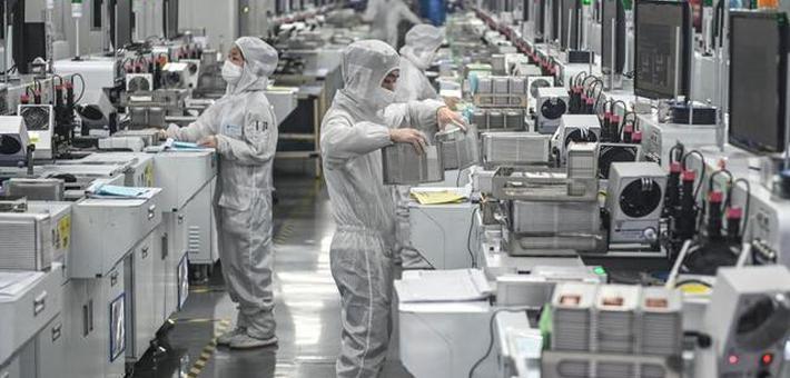 广州企业有序复工复产